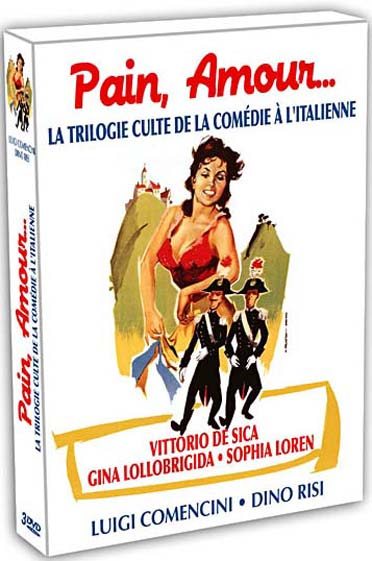 Pain, amour... - La trilogie culte de la comédie à l'italienne