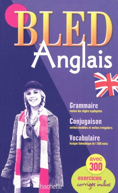 BLED ; anglais