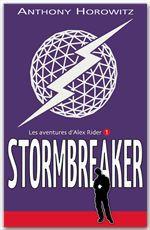 Alex Rider T.1 ; stormbreaker