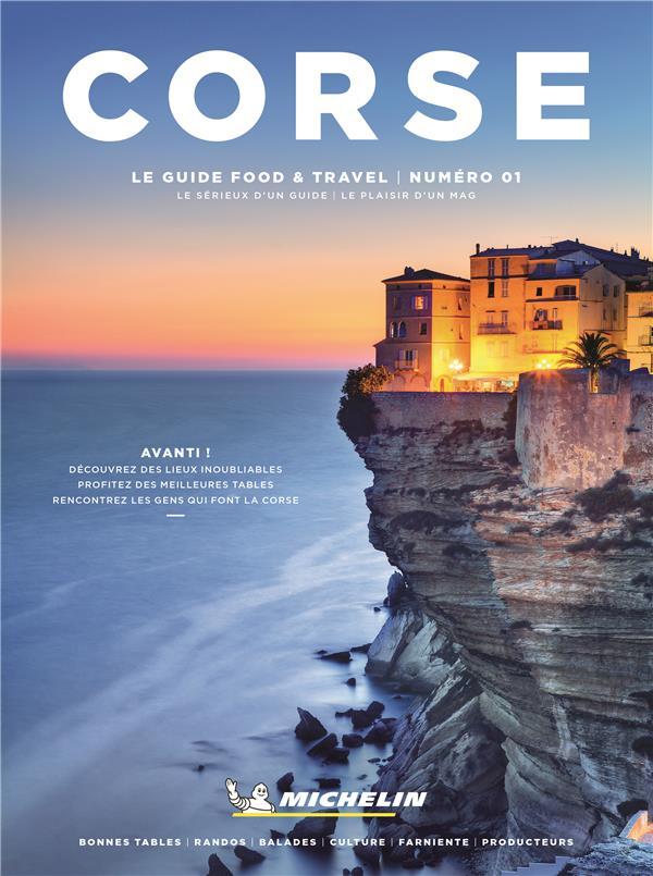 Food & travel ; Corse