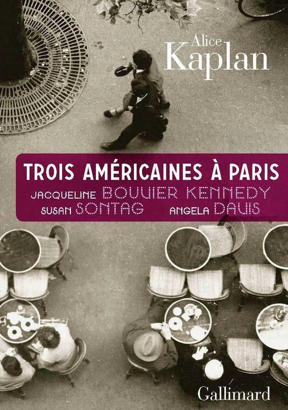 Trois Américaines à Paris