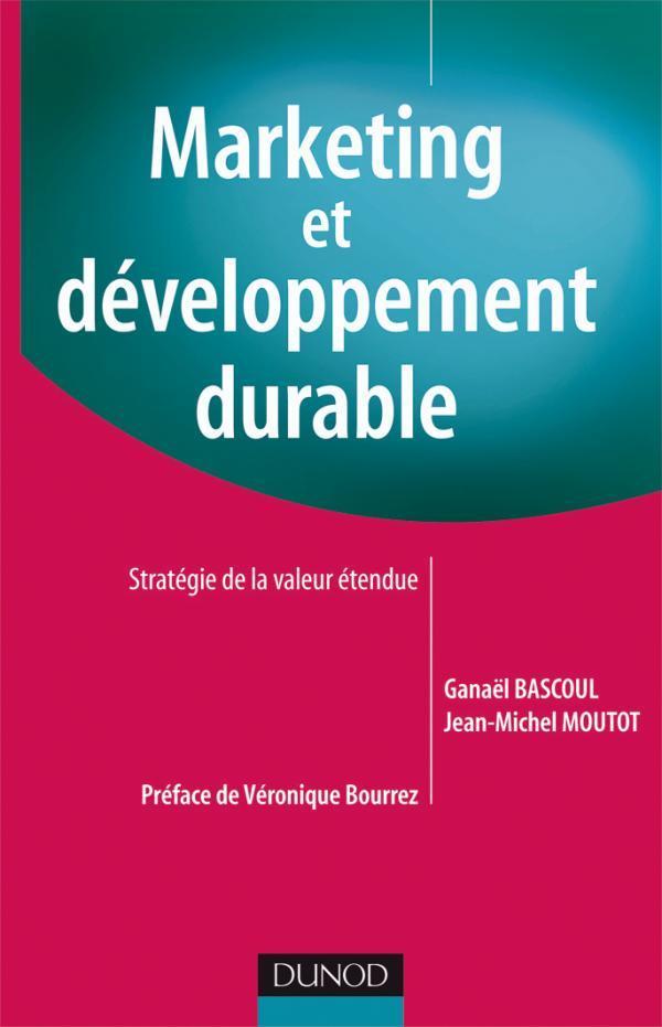 Marketing Et Developpement Durable