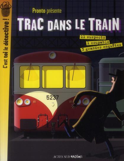 Trac dans le train