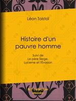 Vente Livre Numérique : Histoire d'un pauvre homme  - Léon Tolstoï