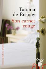 Vente Livre Numérique : Son carnet rouge  - Tatiana de Rosnay