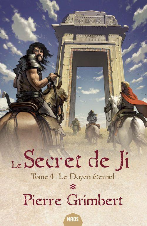 Le secret de Ji T.4 ; le doyen éternel
