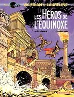 Vente Livre Numérique : Valérian - Tome 8 - Les héros de l'équinoxe  - Pierre Christin