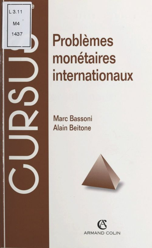 Problèmes monétaires internationaux