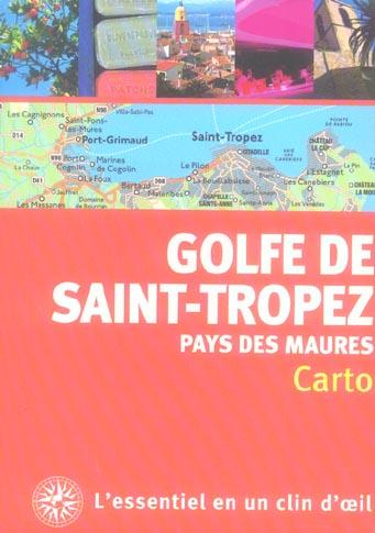 RIGOT MULLER VI - GOLFE DE SAINT-TROPEZ  -  PAYS DES MAURES