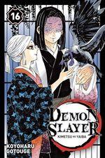 Vente Livre Numérique : Demon Slayer T16  - Koyoharu Gotouge