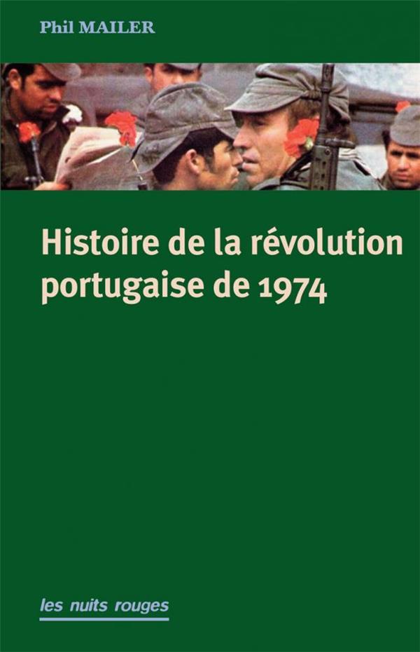 MAILER PHIL - PORTUGAL 1974-75, REVOLUTION M