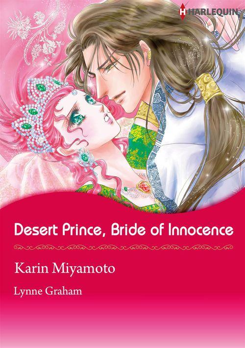 Harlequin Comics: Desert Prince, Bride of Innocence