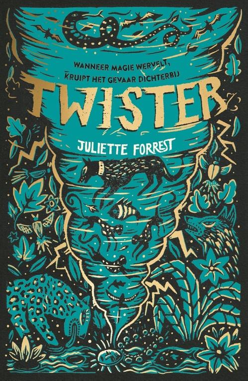 Twister - Juliette Forrest - ebook