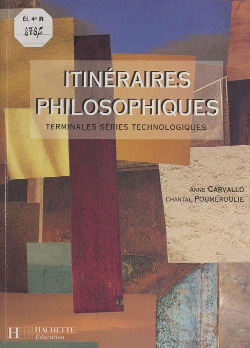 Itinéraires philosophiques