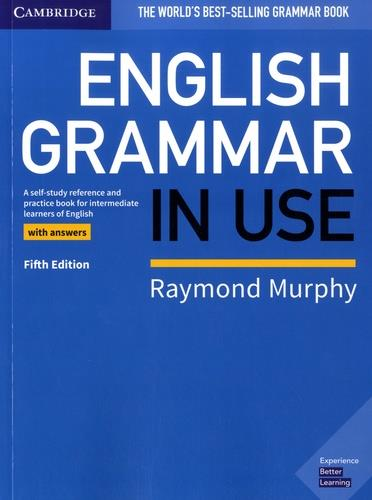 New english grammar in use 5th edition - book with answers