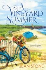 Vente EBooks : A Vineyard Summer  - Jean Stone