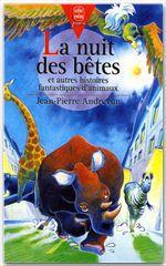 Vente EBooks : La Nuit des Bêtes  - Jean-Pierre Andrevon