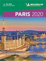 Le guide vert week-end ; Paris (édition 2020)