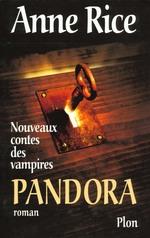 Couverture de Les nouveaux contes des vampires t.1 ; pandora