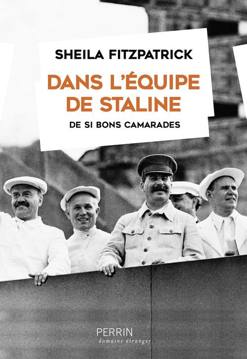 L'équipe de Staline
