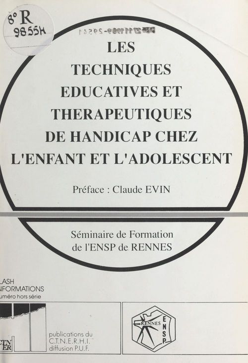Techniques educat.& therap.handicap
