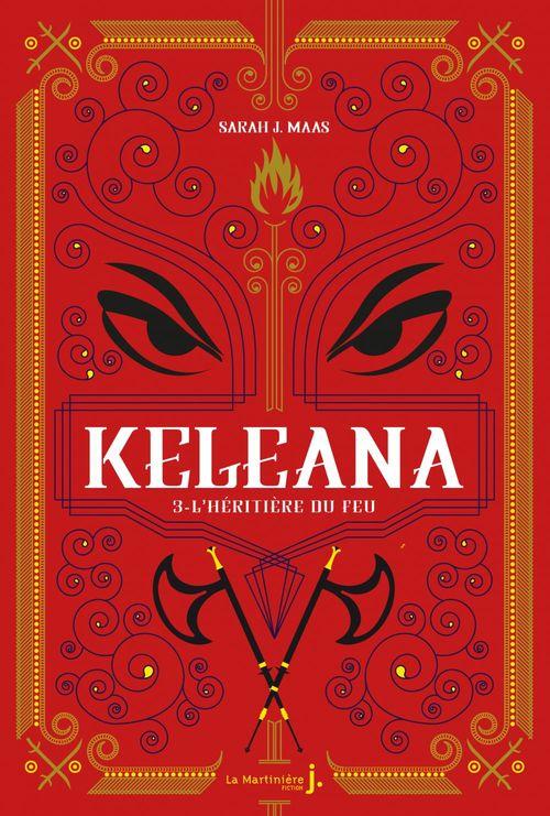 Keleana t.3 ; l'héritière du feu