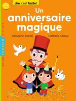 Vente EBooks : Un anniversaire magique  - Ghislaine Biondi