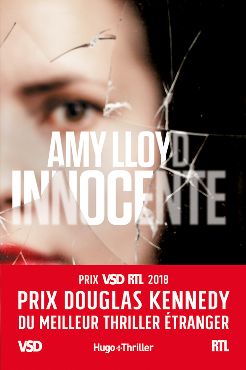 Innocente - Prix Douglas Kennedy du meilleur thriller étranger VSD et RTL