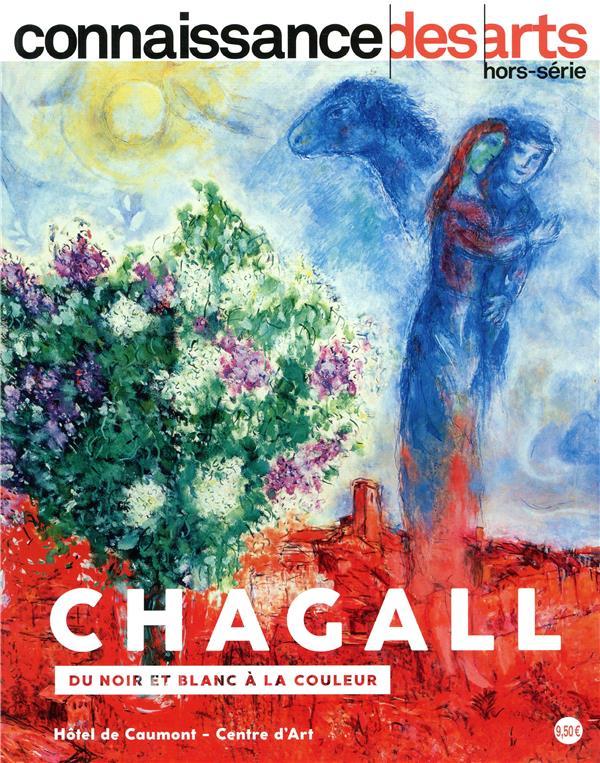 CONNAISSANCE DES ARTS  -  MARC CHAGALL