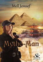 Vente Livre Numérique : Mytho-man  - Mell Jemsef