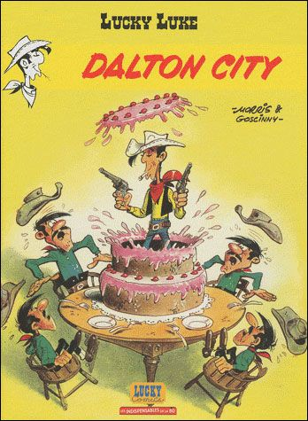 Lucky Luke T.3 ; Dalton city