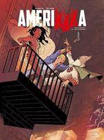 Vente Livre Numérique : Amerikkka t.4 ; les aigles de Chicago  - Nicolas Otéro