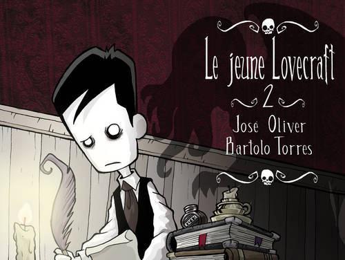 Le jeune Lovecraft t.2