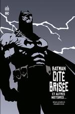 Batman ; cité brisée et autres histoires...  - Brian Azzarello