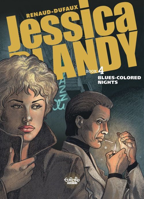 Jessica Blandy 4. Blues-Colored Nights