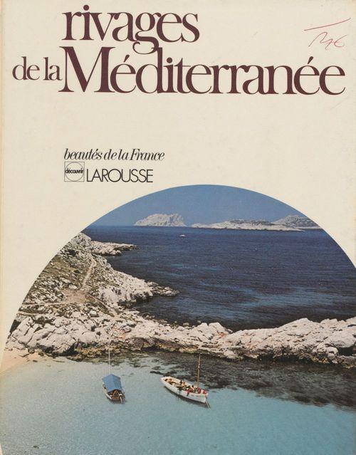 Rivage de la mediterran.