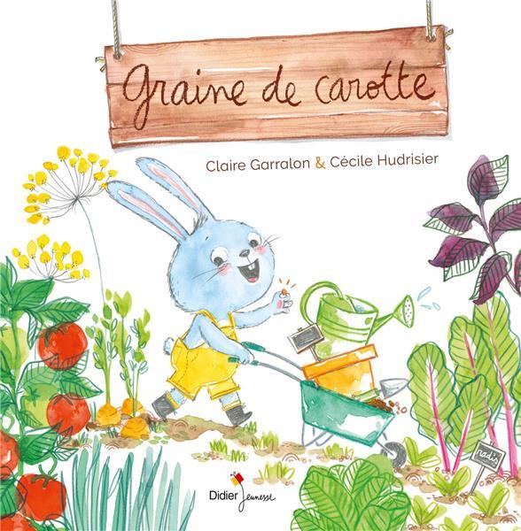 GRAINE DE CAROTTE GARRALON/HUDRISIER
