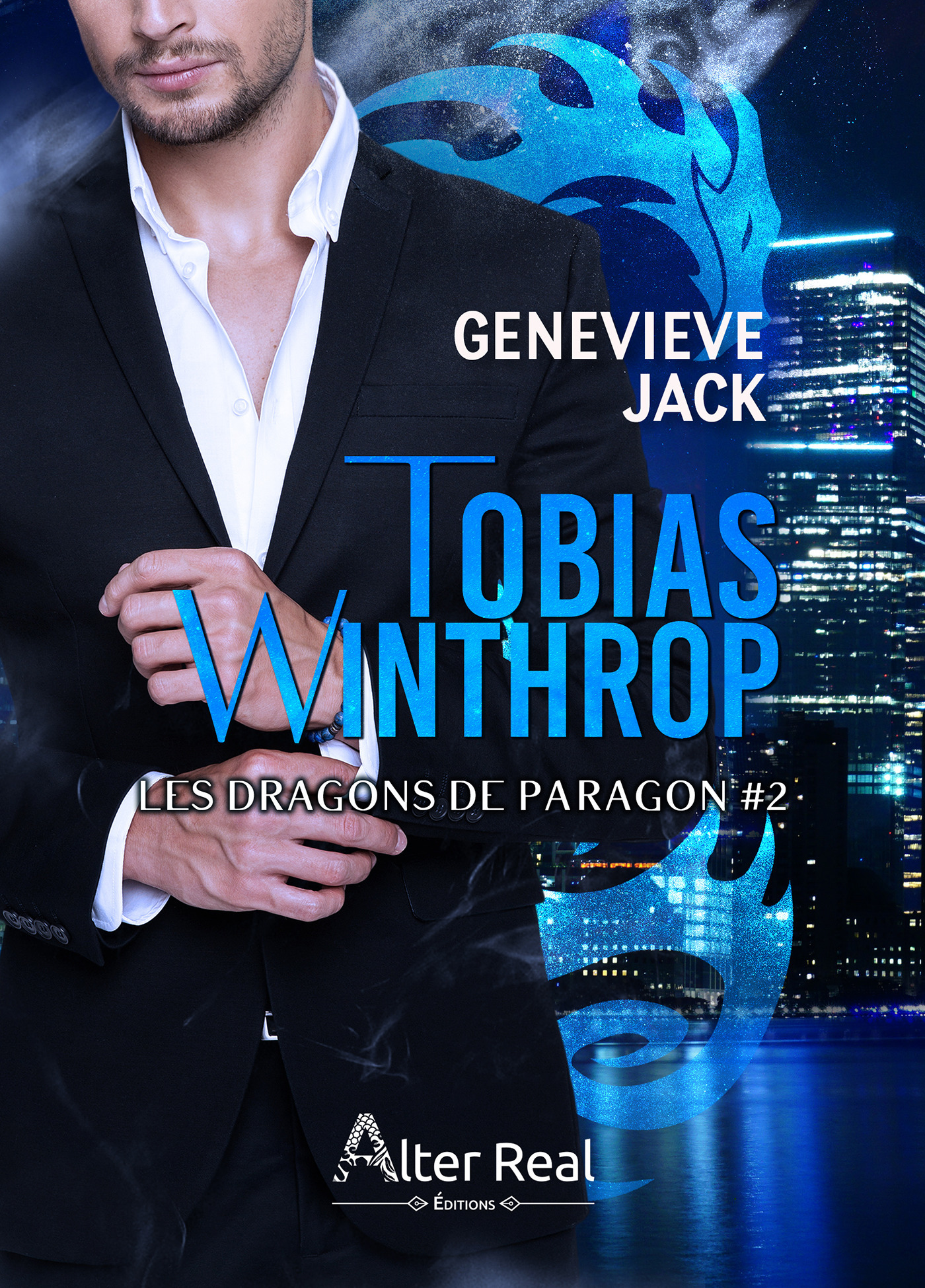 Tobias Winthrop  - Genevieve Jack