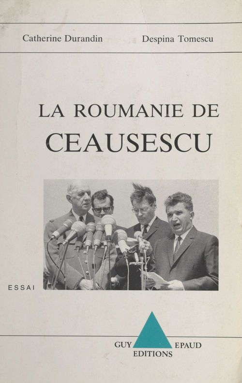 Roumanie de ceausescu