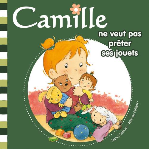 CAMILLE ; Camille ne veut pas prêter ses jouets