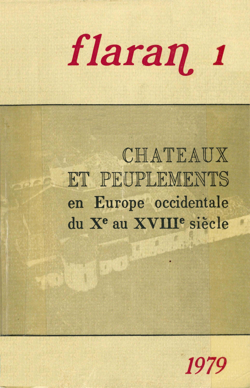 Châteaux et peuplements  - Charles Higounet