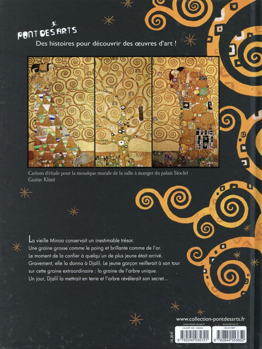 le gardien de l'arbre ; Klimt