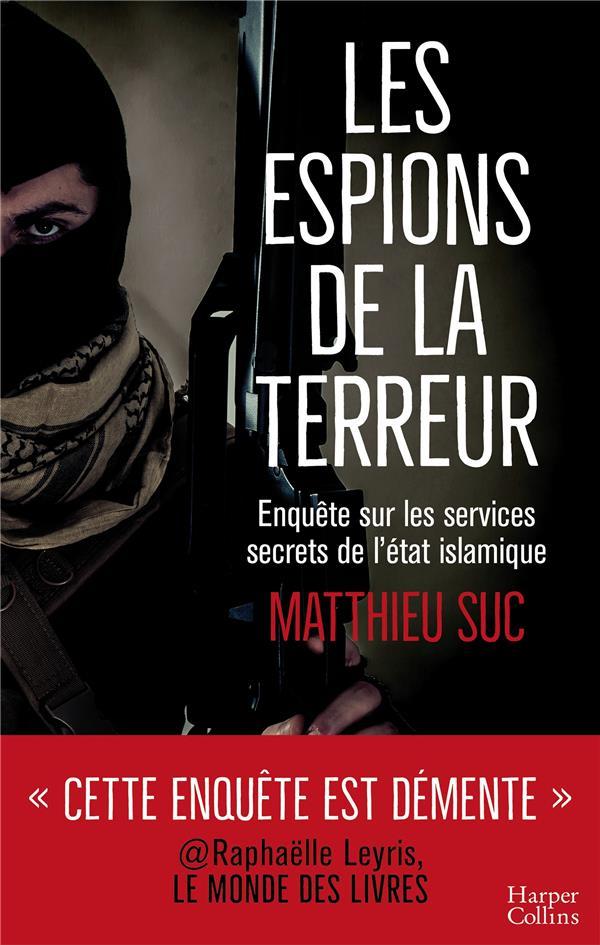 Les espions de la terreur