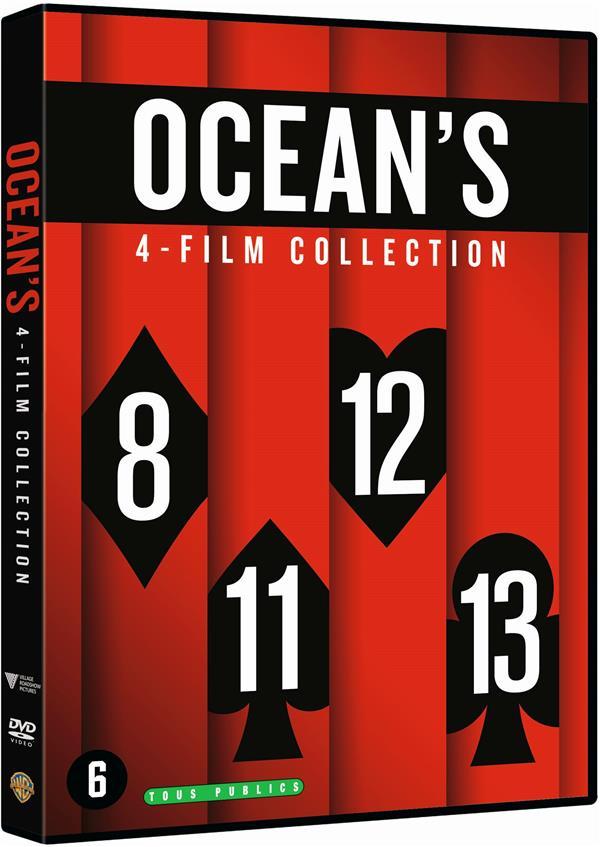 coffret Ocean's collection 4 films