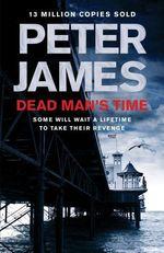 Vente Livre Numérique : Dead Man's Time  - Peter JAMES