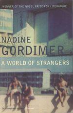Vente Livre Numérique : A World of Strangers  - Nadine Gordimer
