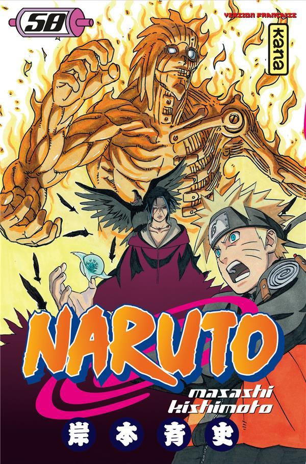 Naruto T.58