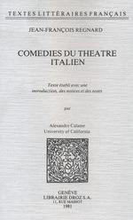 Vente Livre Numérique : Comédies du Théâtre italien  - Jean-François Regnard