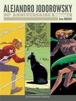 Couverture de Jodorowsky 90 Ans T1 : L'Incal - Les Yeux Du Chat