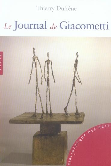 Le journal de Giacometti